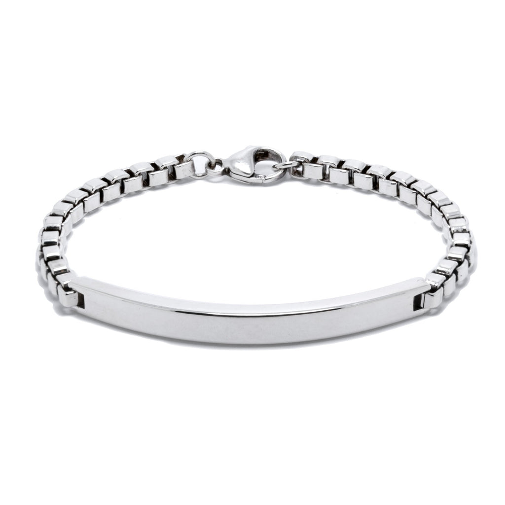 Tiffany & Co. Venetian Link ID Bracelet Bracelets Tiffany & Co.
