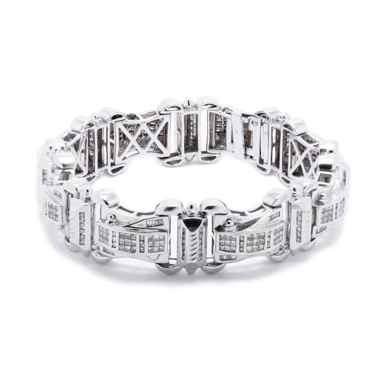 Diamond Link Bracelet Bracelets Miscellaneous