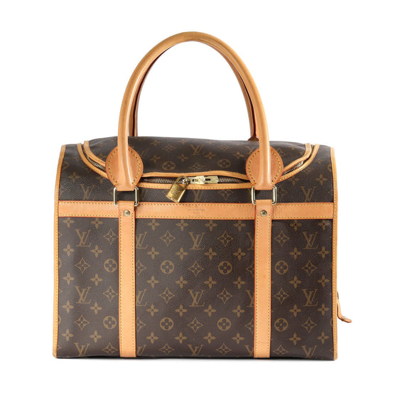 1b9b97c658bc Louis Vuitton Monogram Dog Carrier 40 Bags Louis Vuitton