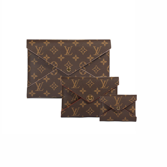 Louis Vuitton Monogram Pochette Kirigami Set