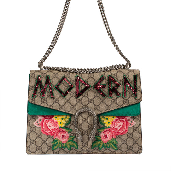 Gucci Modern GG Supreme Medium Dionysus Bag