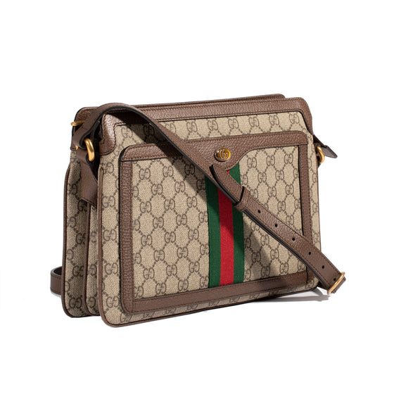 Gucci GG Ophidia Medium Shoulder Bag