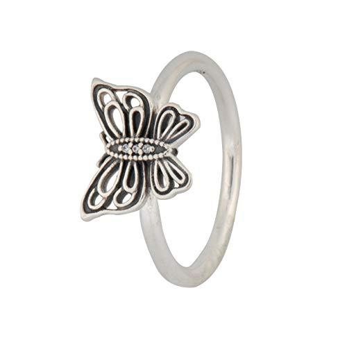 Pandora Love Takes Flight Ring, Size 6 3/4 Rings Pandora