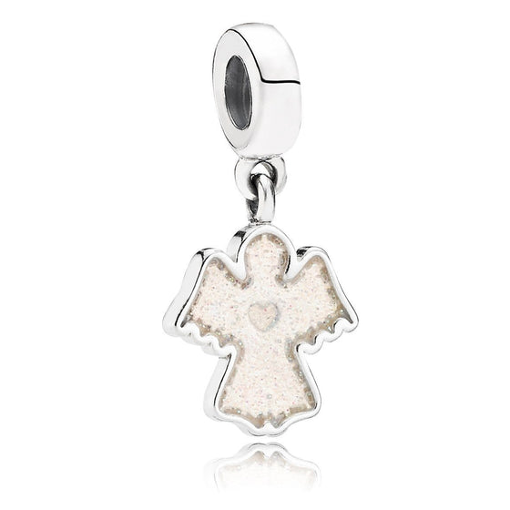 Pandora Snow Angel Charm