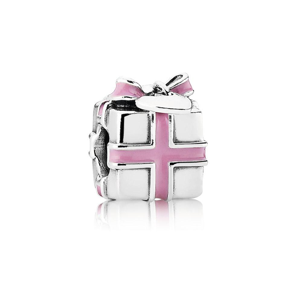 Pandora Wrapped With Love Charm - Charms & Pendants