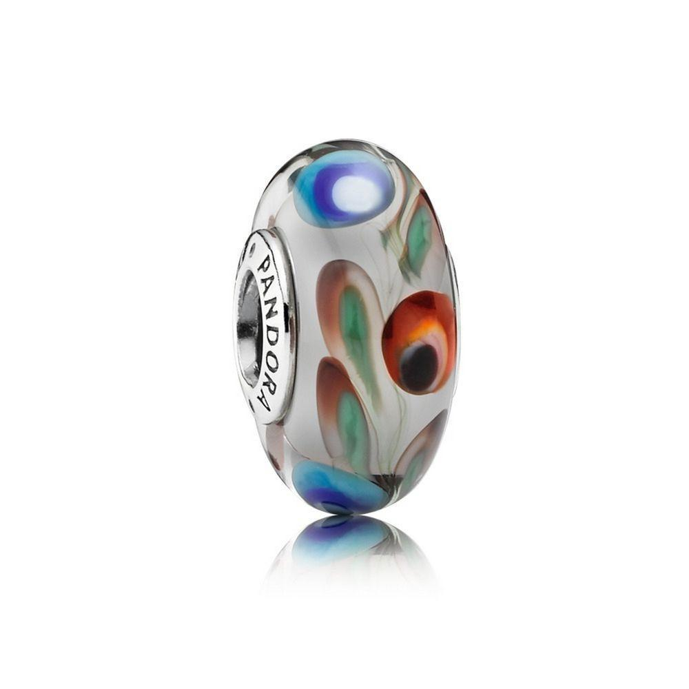 Pandora Folklore Murano Glass Charm - Charms & Pendants