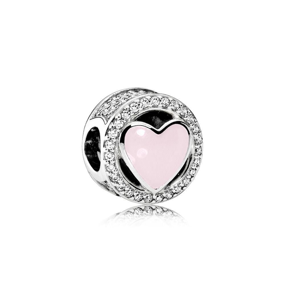 Pandora Wonderful Love Charm - Charms & Pendants