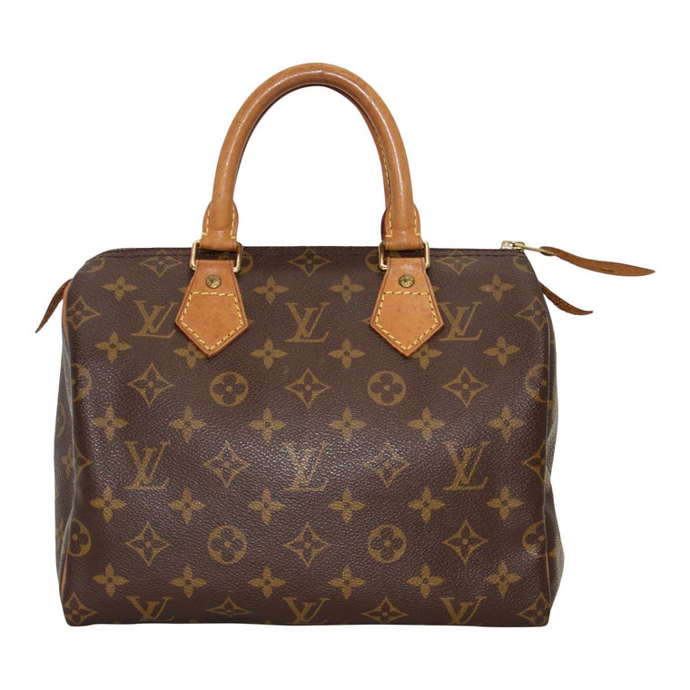 Louis Vuitton Monogram Speedy 25 - Bags