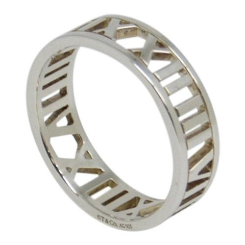 Tiffany & Co. Atlas Open Ring Men's Jewellery Tiffany & Co.