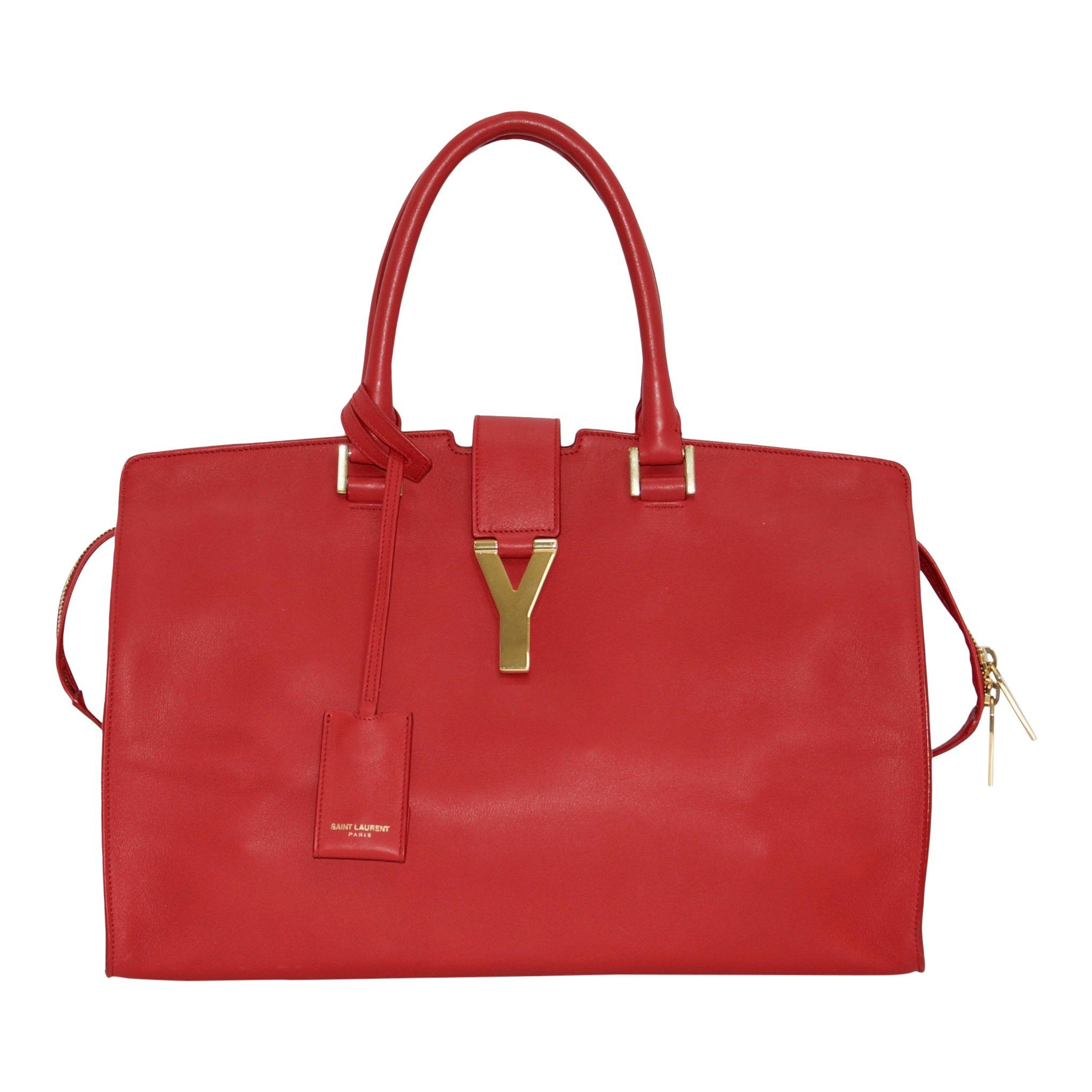 e06f387a87e5 Yves Saint Laurent Large Cabas Chyc Bag - Oliver Jewellery