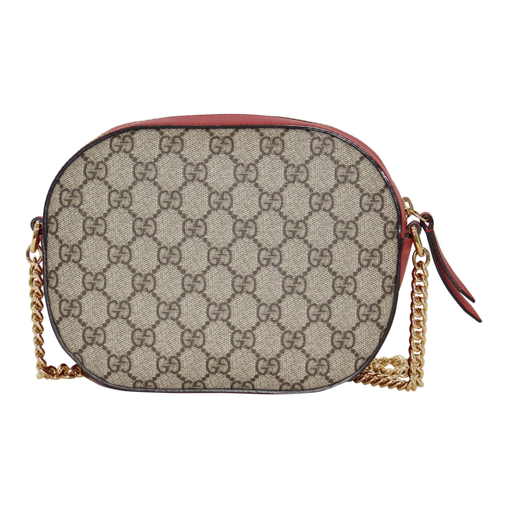 Gucci Limited Edition GG Supreme Mini Chain Bag Bags Gucci