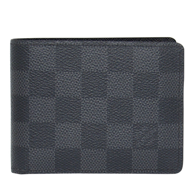 Louis Vuitton Damier Graphite Slender Wallet