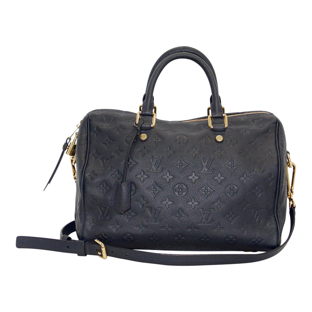 Louis Vuitton Empreinte Speedy Bandouliere 30 Bags Louis Vuitton