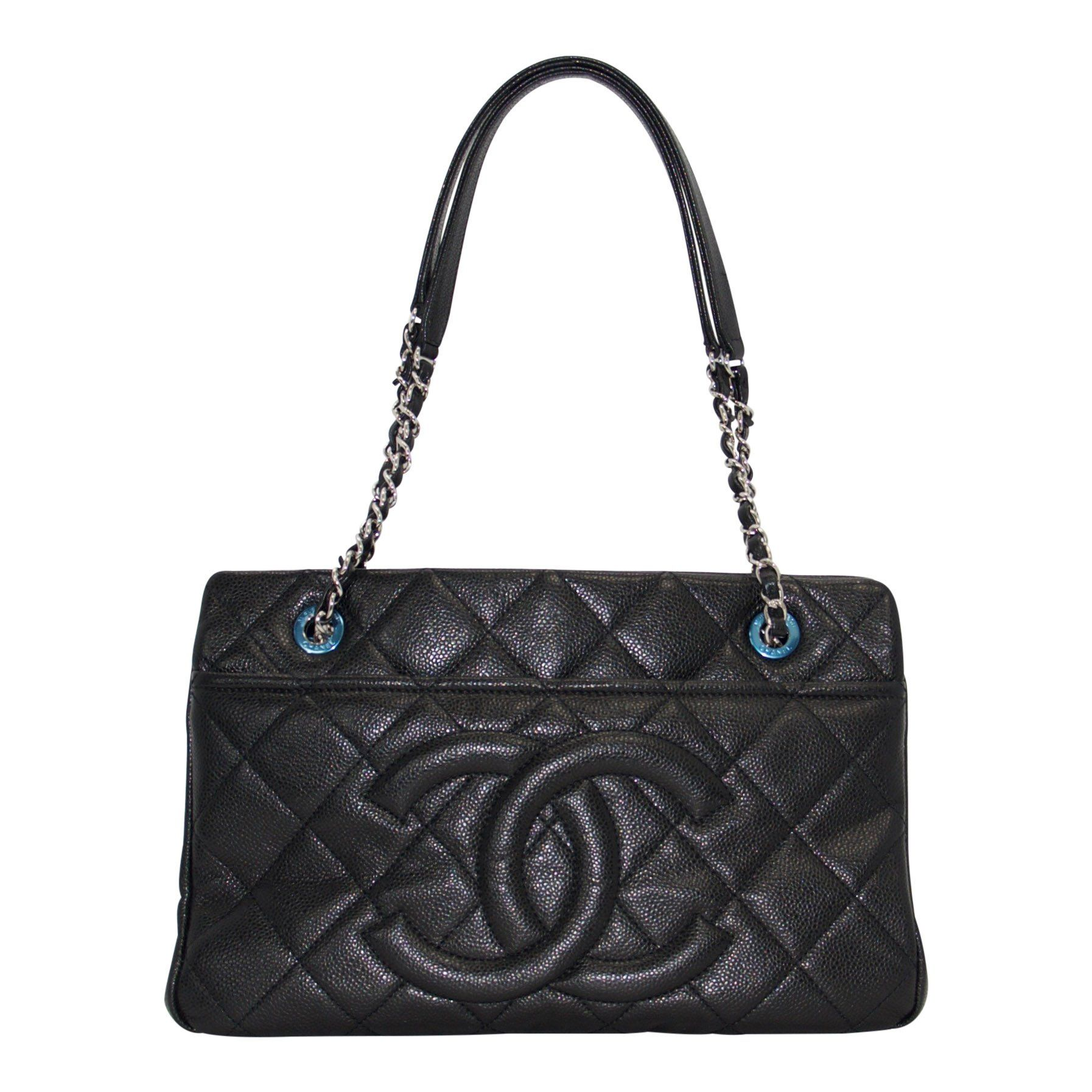 522d7a7c72cf Chanel Caviar Timeless Soft Shopper Tote– Oliver Jewellery