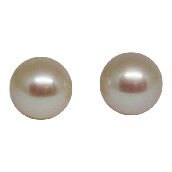 Birks Pearl Earrings