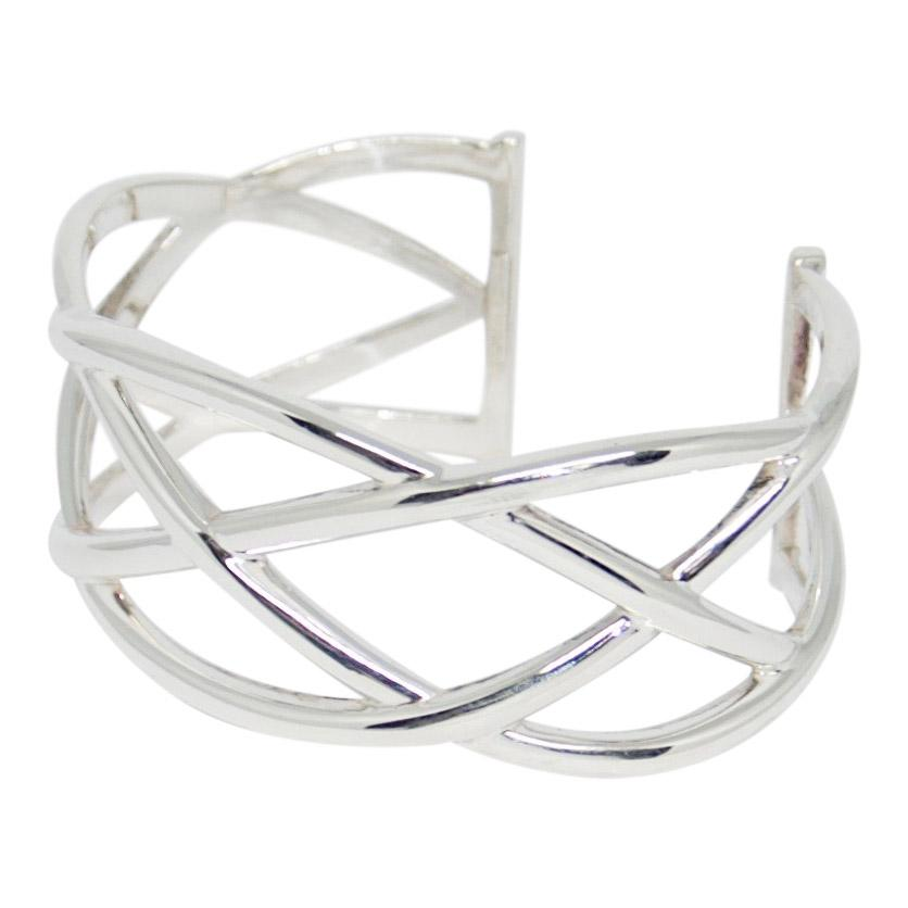 Tiffany & Co. Celtic Knot Wide Cuff Bracelet - Bracelets