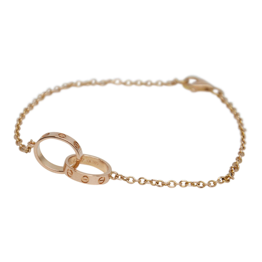 Cartier Interlocking Love Bracelet