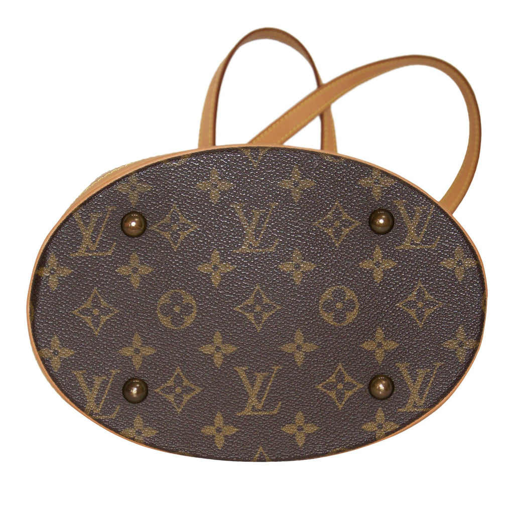 Louis Vuitton Monogram Petite Bucket Bag Bags Louis Vuitton