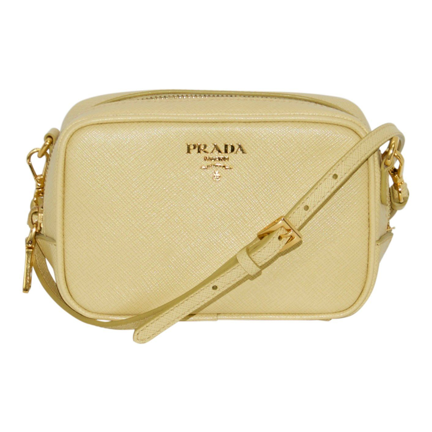 e1b01c6dd6 Prada Mini Saffiano Camera Crossbody Bag - Oliver Jewellery