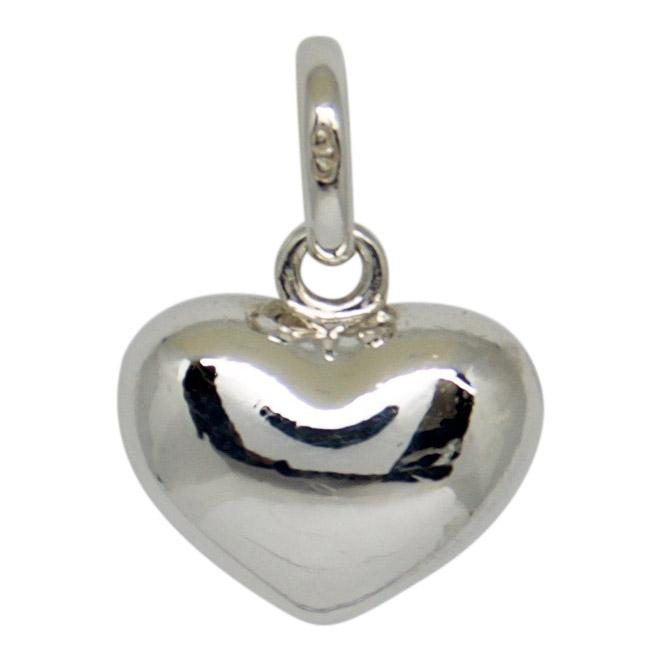 Links of London Large Puffed Heart Charm Charms & Pendants Links of London