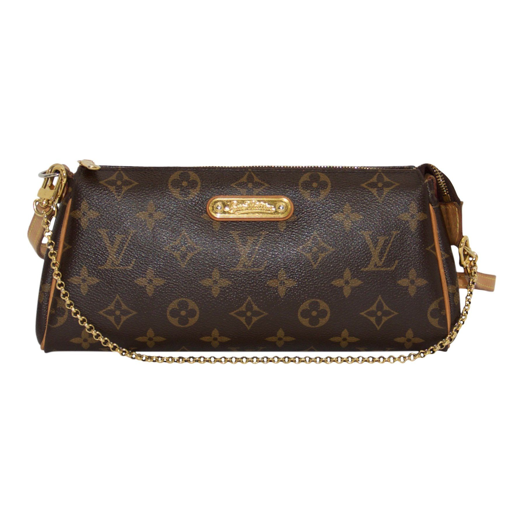 fc6459d0c Louis Vuitton Monogram Eva Clutch Bags Louis Vuitton ...