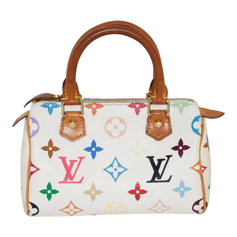 Louis Vuitton Multicolore Mini HL Speedy
