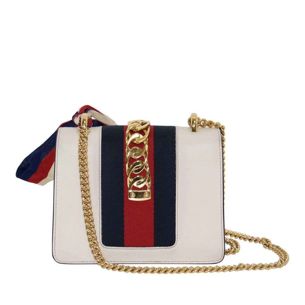 Gucci Mini Sylvie Chain Bag