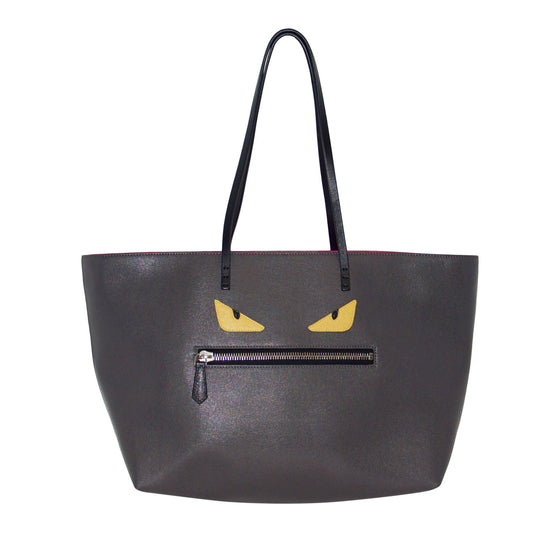 Fendi Monster Roll Tote Bags Fendi