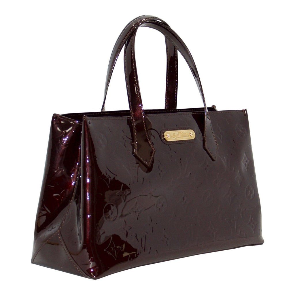 Louis Vuitton Vernis Wilshire Pm - Bags