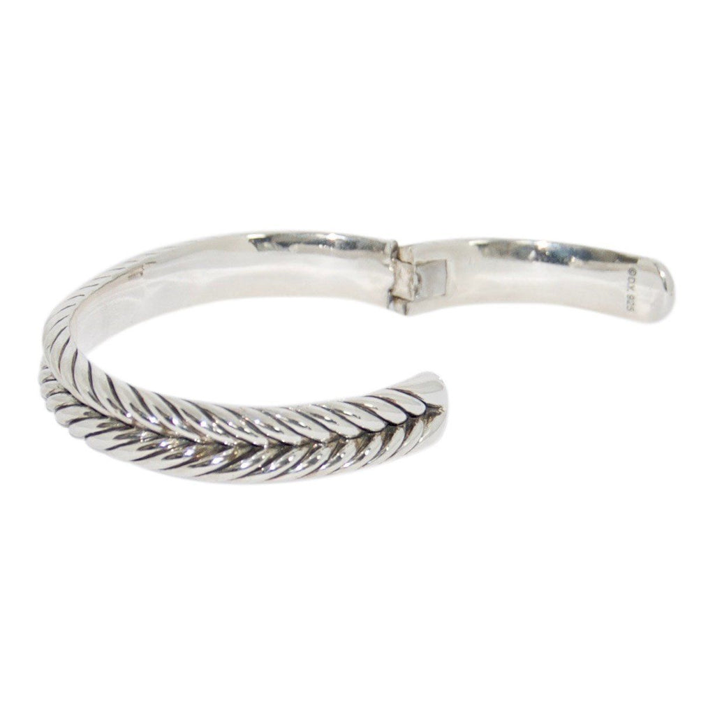 David Yurman Chevron Cuff Bracelet Bracelets David Yurman