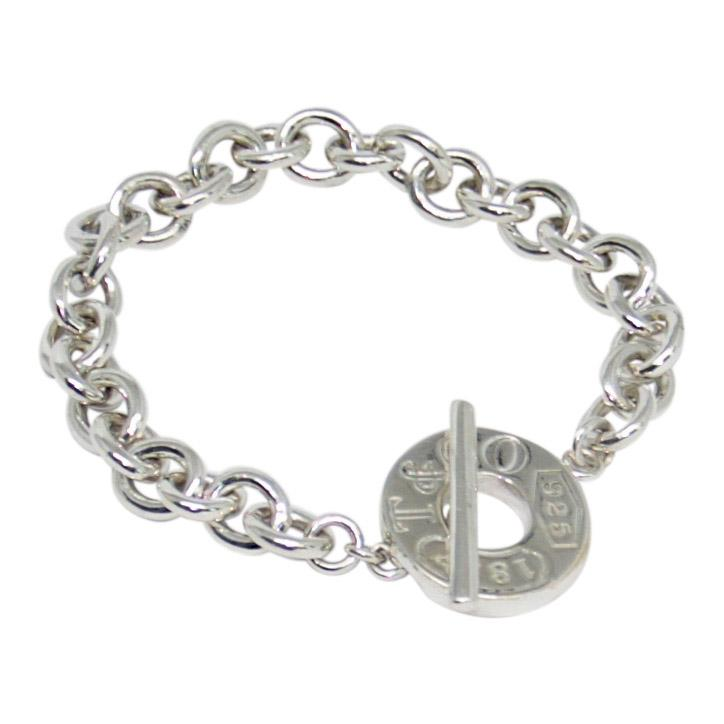 9b0cd8e07 Tiffany & Co. 1837 Toggle Bracelet– Oliver Jewellery