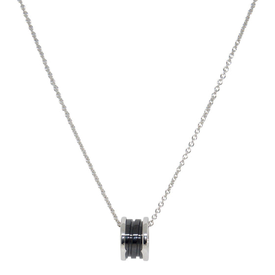 Bulgari B.Zero1 Pendant Necklace with Black Ceramic Necklaces Bulgari