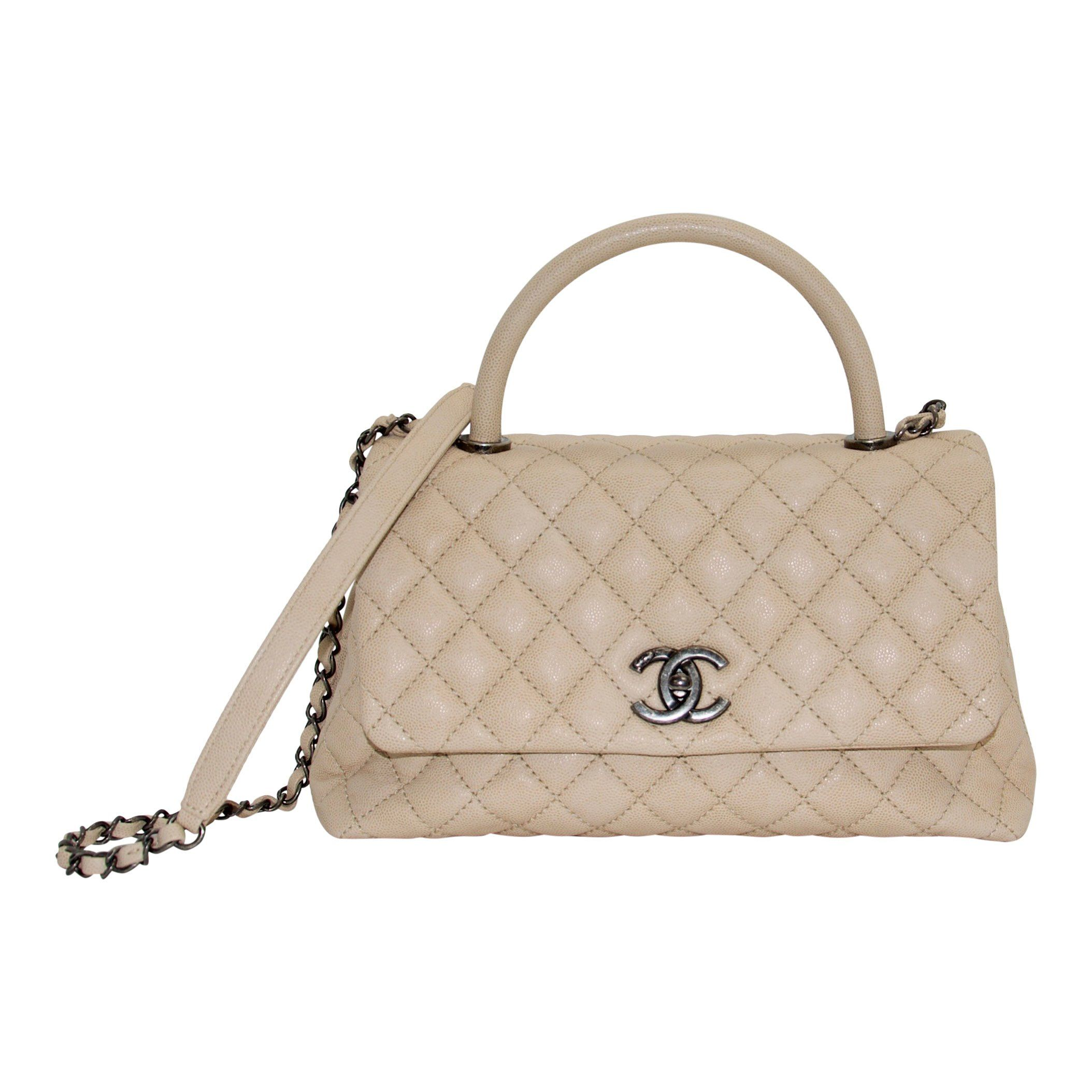 fb2d158ffea3 Chanel Coco Handle Bag– Oliver Jewellery
