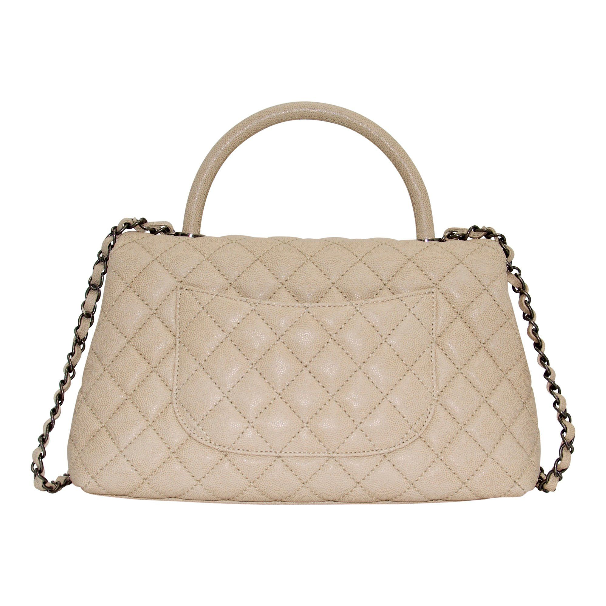 3c3b9bd66402 Chanel Coco Handle Bag - Oliver Jewellery