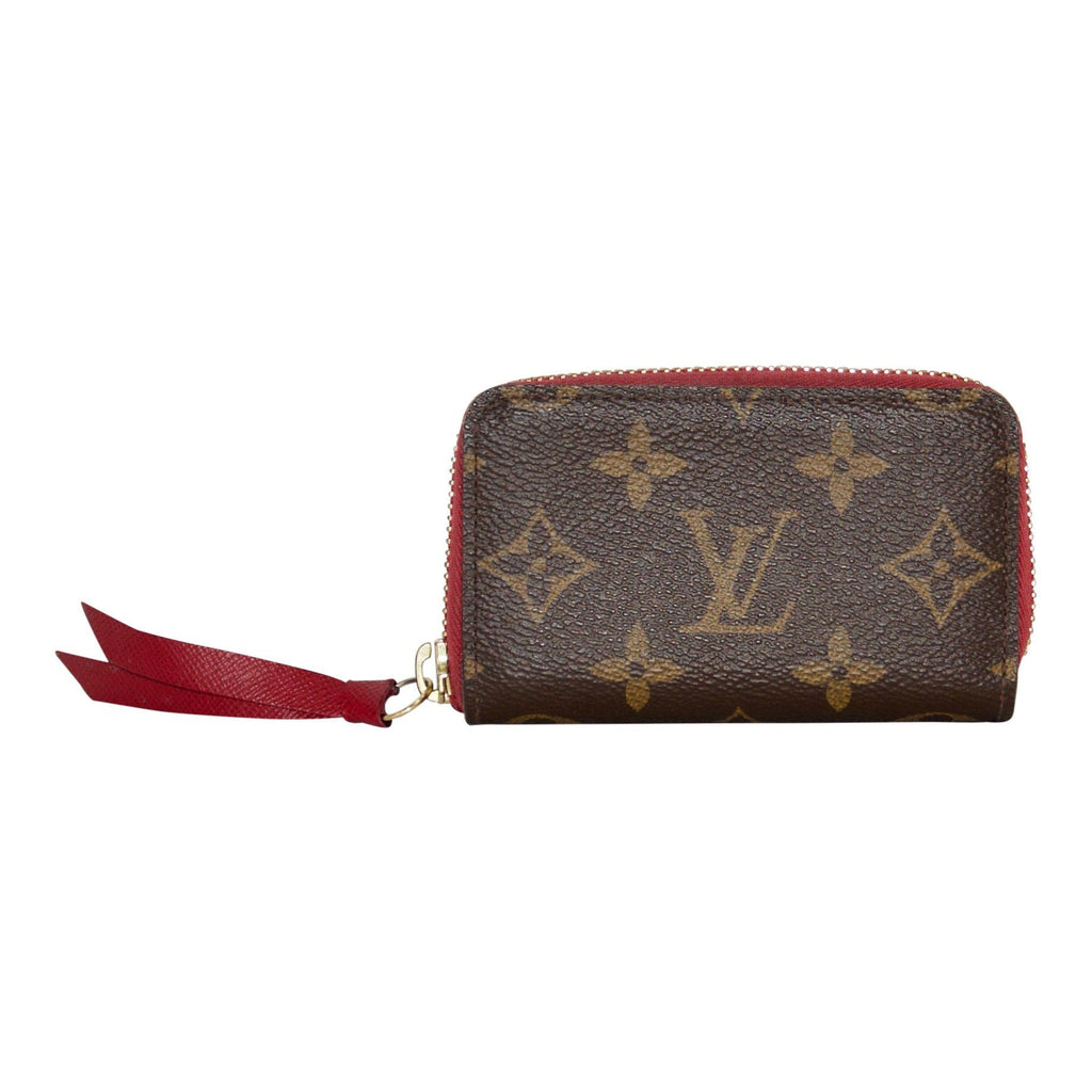 Louis Vuitton Monogram Zippy Multicartes