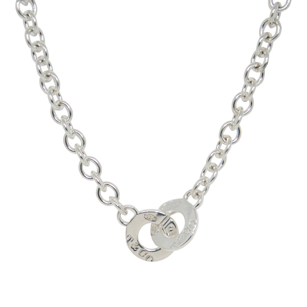 Tiffany & Co. 1837 Circle Locking Rings Necklace Necklaces Tiffany & Co.