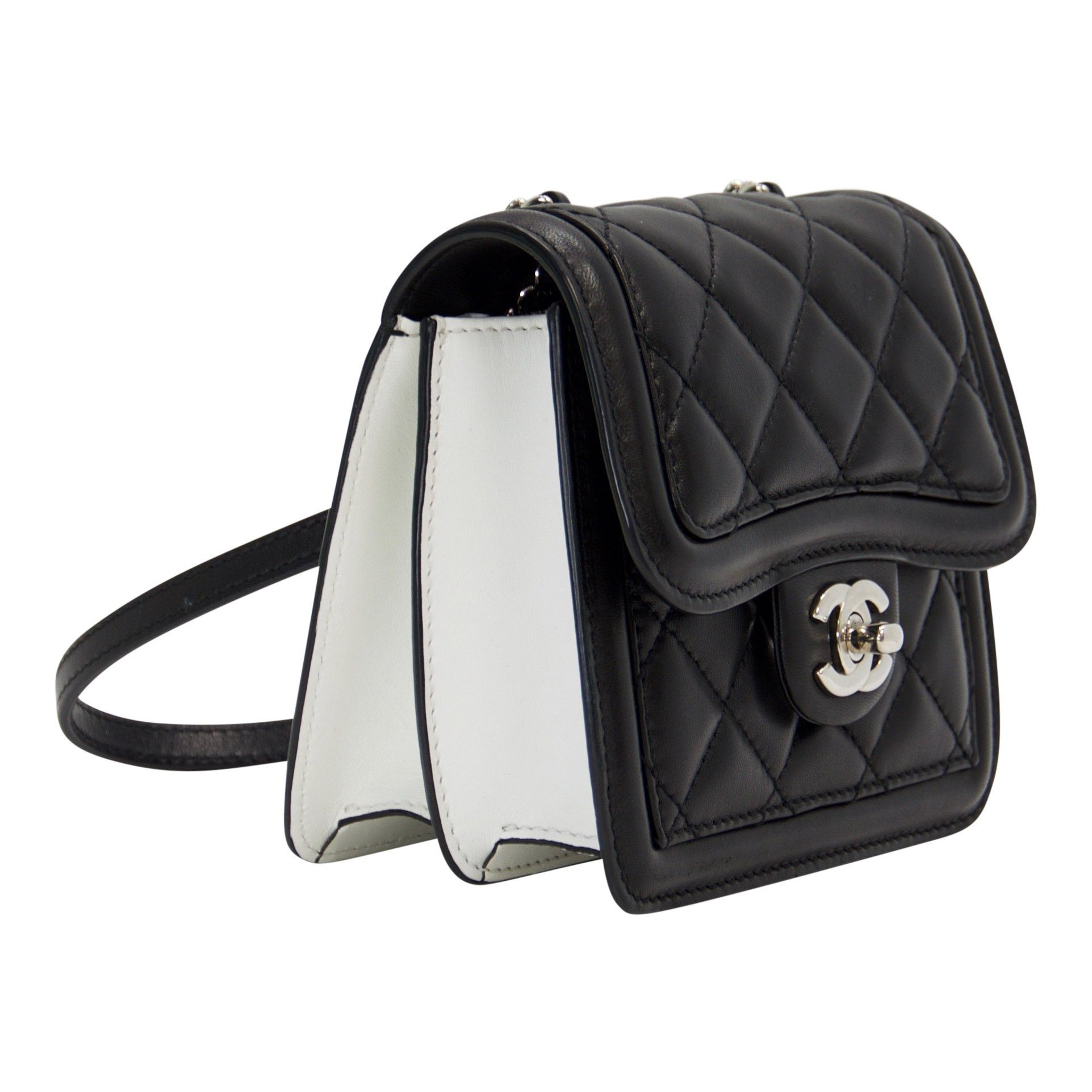 cdd929d2112006 ... Chanel Graphic Accordion Mini Flap Bag Bags Chanel ...