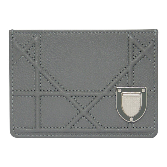 Christian Dior Cannage Card Holder Wallets Dior