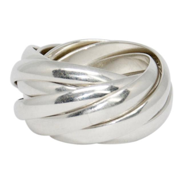 Tiffany & Co. Paloma Picassos Melody Nine-Band Ring - Rings