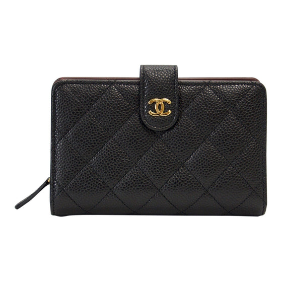 Chanel L-Zip Wallet