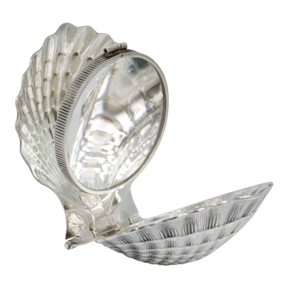 Tiffany & Co. Rare Vintage Seashell Magnifier Accessories Tiffany & Co.