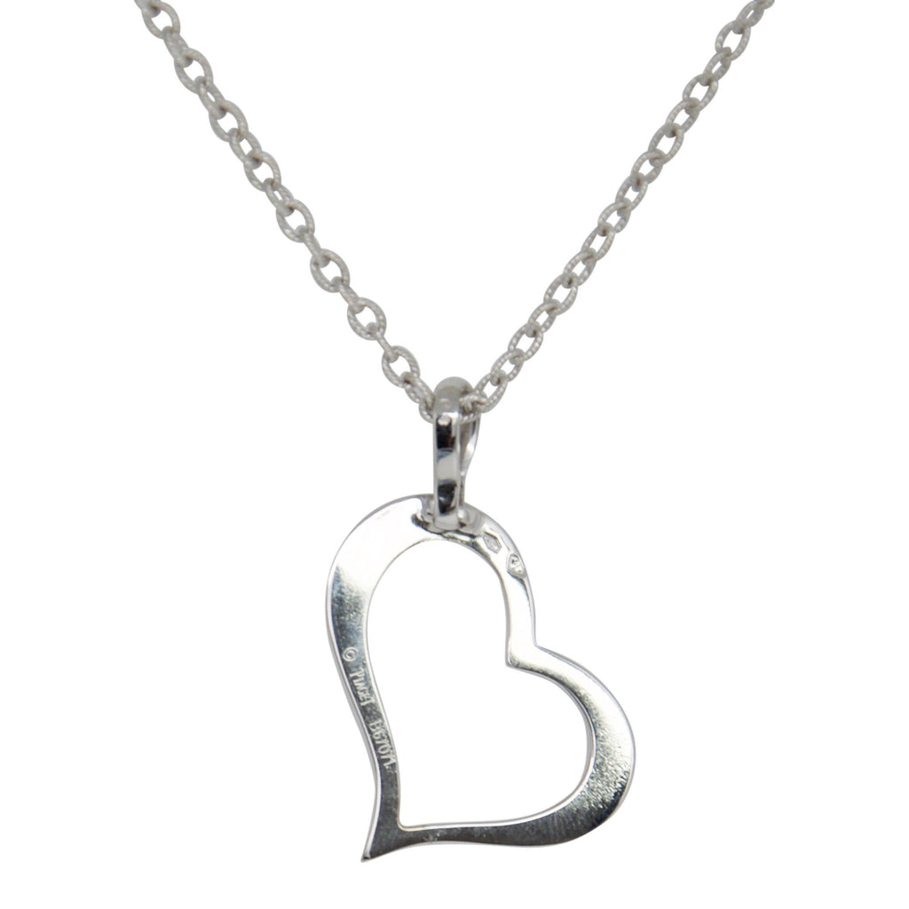 Piaget Heart Pendant Necklace With Diamonds - Necklaces