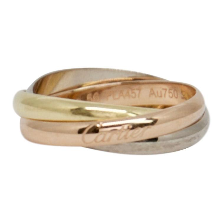 Cartier Trinity Rolling Ring - Rings