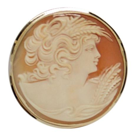 Antique Cameo Brooch/Pendant