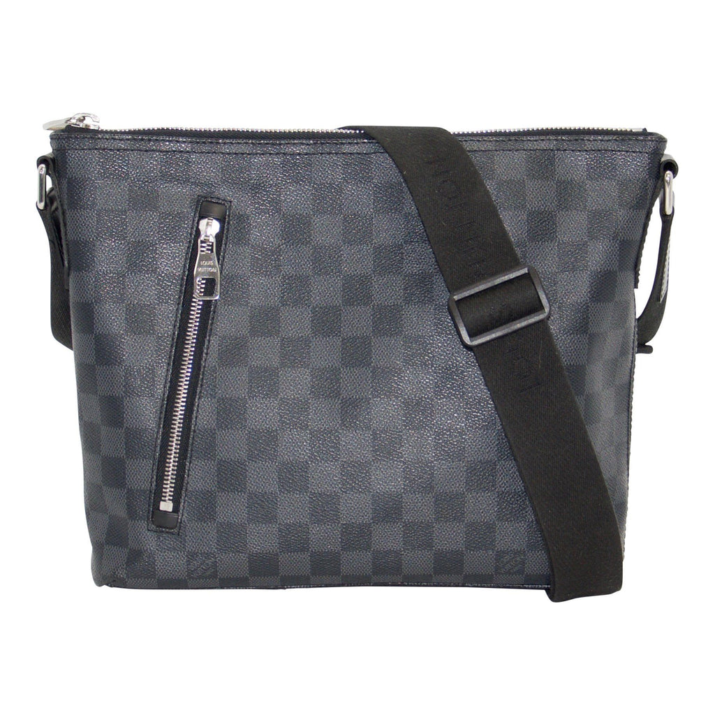 Louis Vuitton Damier Graphite Mick PM Bags Louis Vuitton