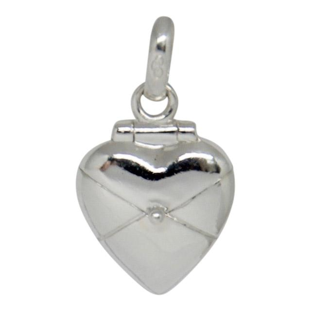 "Links of London ""Sending You My Love"" Heart Charm"