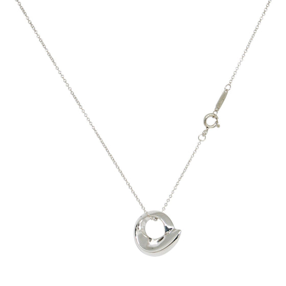 Tiffany & Co. Frank Gehry Fish Circle Pendant Necklace - Necklaces
