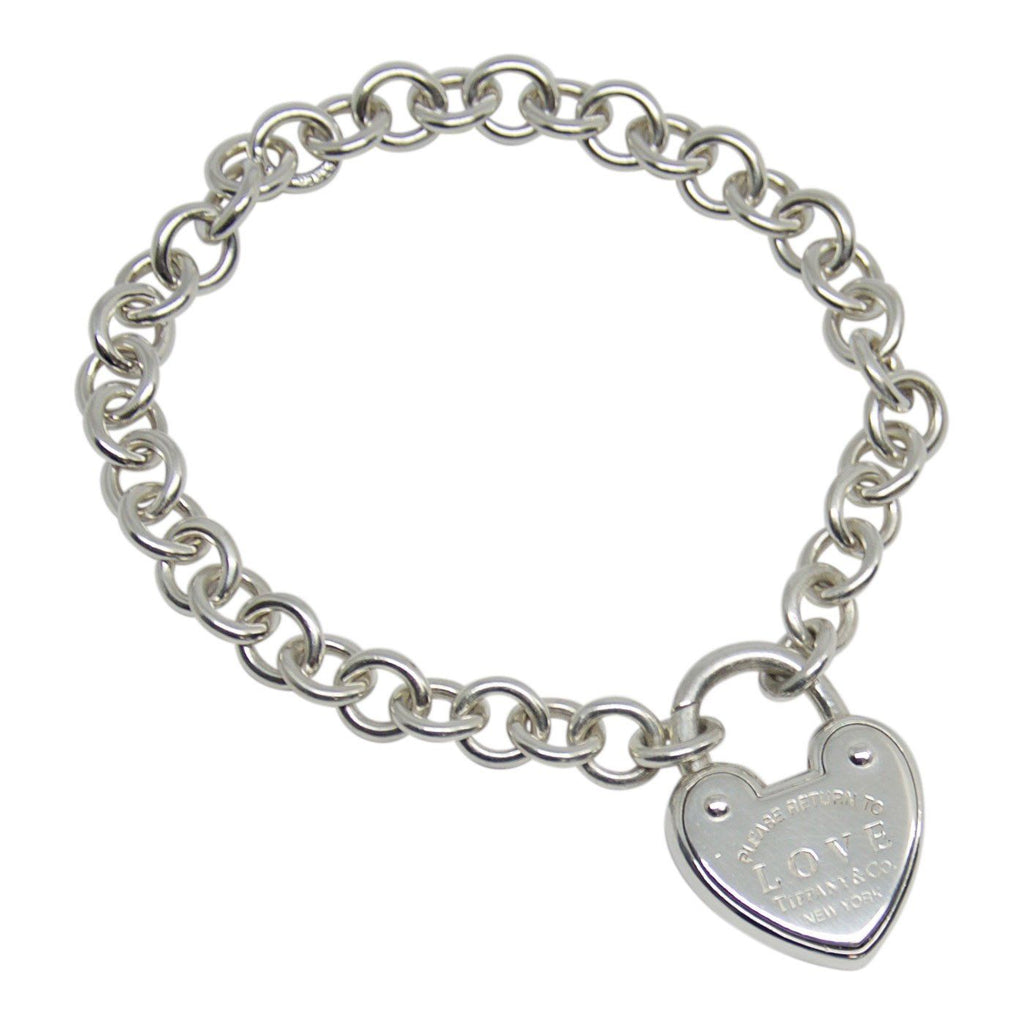 Tiffany & Co. Return to Tiffany Love Lock Bracelet