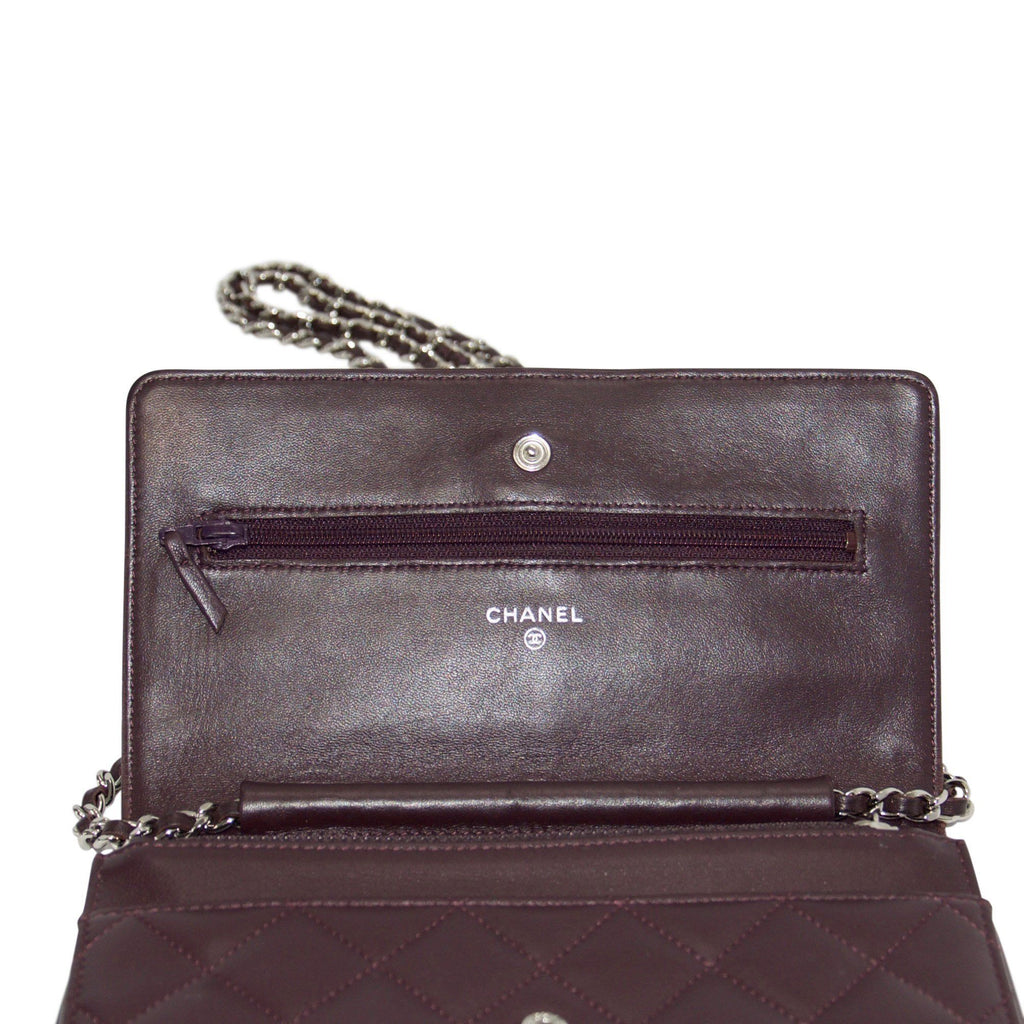 Chanel Quilted Wallet on Chain Bags Chanel