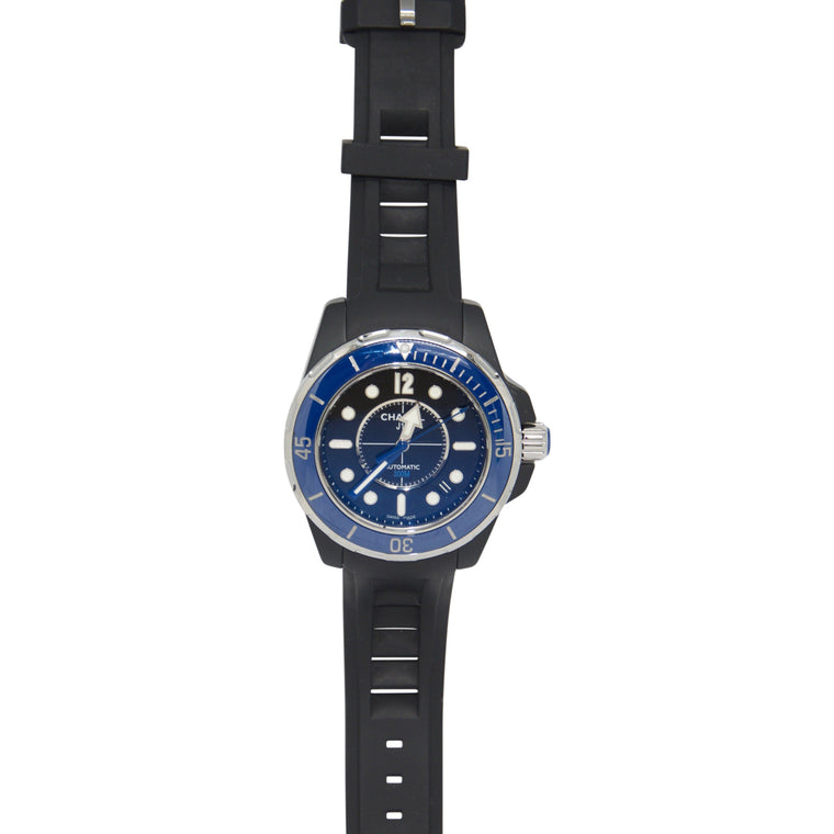 Chanel J12 Marine Watch